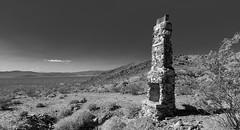 Desert Hearth (joeqc) Tags: blackandwhite bw white black monochrome canon f16 mojave preserve 6d mnp greytones ef24105f4l oncewashome