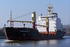 ZAMOSKVORECHYE (9077587) (002-10.02.2013) (HWDKI) Tags: ship vessel schiff imo zamoskvorechye kielcanal frachter sehestedt delfs generalcargoship 9077587 hanswilhelmdelfs