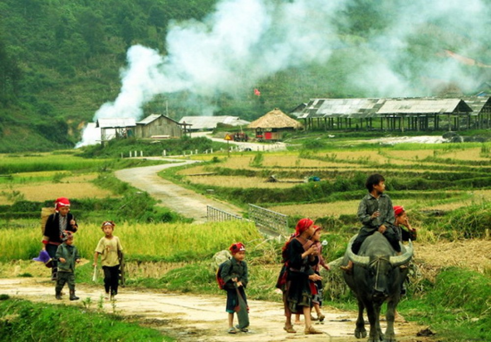 thôn Tả Van Giáy