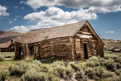Bodie Day Leaner © Keith Breazeal (Keith Breazeal Photography) Tags: ca gold ghosttown bodie wildwest goldmining bodiestatehistoricpark canon5ds bodiefoundation bodieday
