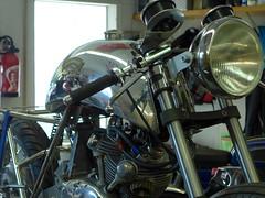 Egli Vincent Comet C Cafe Racer 500cc OHV (Michel 67) Tags: classic vintage motorbike antigua antiguas moto motorcycle caferacer ancienne motocicleta motorrad vecchia motocicletta motocyclette clasica vecchie clasicas motociclette motociclete classik motocyklar motocicletti