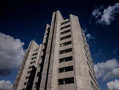 brutal coventry (☆eight☆) Tags: coventry brutalism brutalist brutal