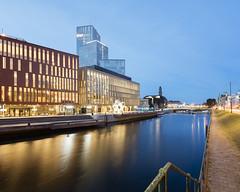 Nya Malm V (Gustaf_E) Tags: hotel skne sweden live sverige malm centrum natt stad konsert clarion kongress kanalen kvll hghus konserthus kongresscenter