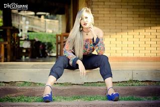 Amiga Janiny Coitinho / My friend Janiny Coitinho