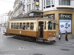 Rua Sta.Catarina (ernstkers) Tags: 218 brill porto portugal stcp stcp218 streetcar tram tramvia tranvia trolley eléctrico strasenbahn bonde spårvagn