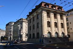 Quartier des banques (JBGenve) Tags: geneva genve banks banques