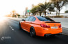 Mpower (BLouSHi) Tags: city orange cars car shine power m bmw kuwait m5 q8 mpower kuw adv1 bloushi