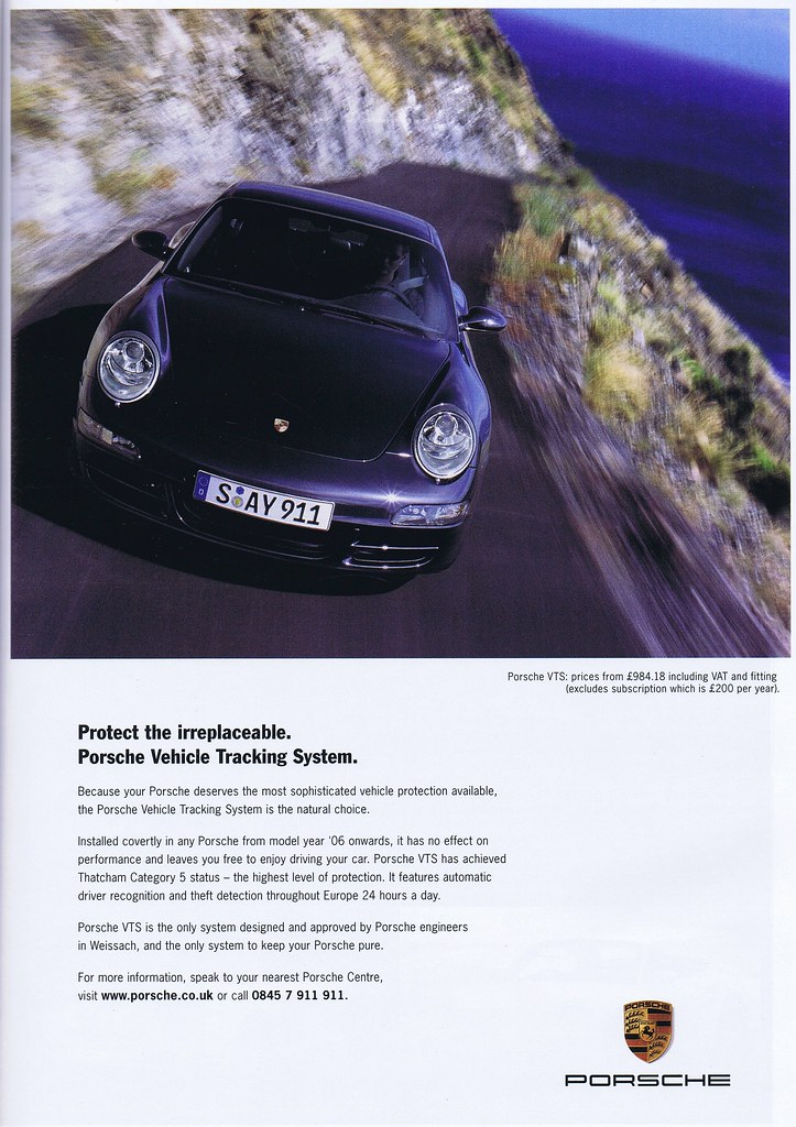 The Worlds Best Photos Of Advert And System Flickr Hive Mind - Porsche vts