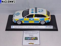(10) Scotland Audi A4 Avant (SF15KFA) (mad4bmws) Tags: 30 tdi scotland traffic diesel police a4 audi avant quattro 143 minichamps kfa rpu sf15 arv code3 anpr mad4bmws sf15kfa