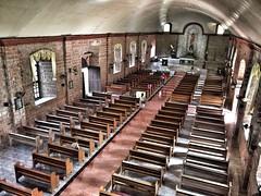 CamSur Trip (noel.balagtas) Tags: church michael catholic stmichael pew bicol archangel caramoan camarinessur saintmichael camsur