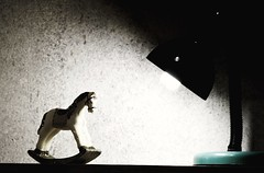 Horse (sk@mpavya) Tags: light blackandwhite bw copyright horse blur nature monochrome night photography mono nikon exposure flickr nightshot dramatic sigma explore nightlight colored 105mm d610 ctiy flickrturkey nikonturkey