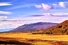 Onward to the Grampians. (Fr Paul Hackett) Tags: landscape grampian sunlght