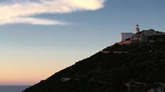 Lighthouse of Capo Caccia - Alghero (Mikhail Serbin) Tags: sardegna light sea italy lighthouse sunrise faro phare  capocaccia