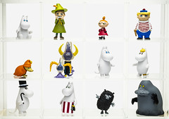 All the Small Things: Moomin! (Gnome Girl!) Tags: cookie squares mama barbican hollywood moomin pappa andywarhol muji moomintroll bradybunch gashapon moomins jars stinky snufkin tooticky littlemy moominpappa groke snorkmaiden moominmomma kitanclub magnificentobsessions