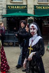 Zombie Walk 2015 (Jeff Potel) Tags: nature dead zombie walk bordeaux nun zombiewalk2015
