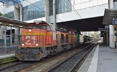 UM G1206 & 37038 (- Oliver -) Tags: train rail sncf colas gefco g1206 bb37000 bb37038