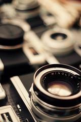 DSC07789 (laura_rivera) Tags: camera old macro vintage minolta sony 55mm 55mmf28 fotodiox 55mmmacro laurarivera fotodioxadapter vivitar55mm fotodioxpro sonya7