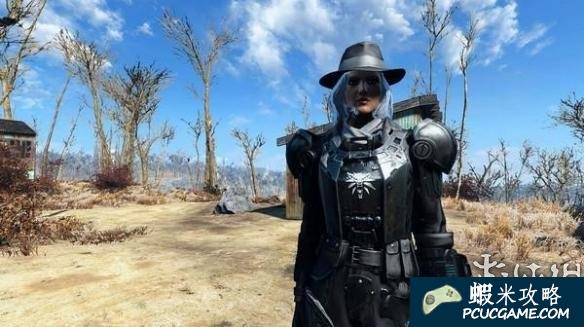 異塵餘生4 巫師3戰鬥胸甲裝備MOD