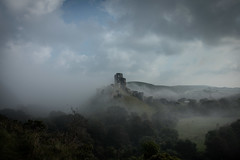 after all these years (stocks photography.) Tags: morning mist castle beautiful misty fog photography photographer foggy stocks dorset corfe corfecastle imagesofengland castlesofengland stocksphotography michaelmarsh canon5dsr