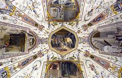 Ceiling paiting (ogawa san) Tags: italy painting ceiling firenze uffizi uffizimuseum pierodellafrancesca