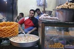 Sir, You Look Sweeter Than Your Sweets (Mayank Austen Soofi) Tags: shop sweet delhi jalebi mithai walal imarti