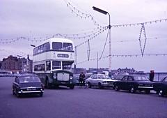 791ATD (21c101) Tags: bare 1956 seafront 1972 morecambe 82 massey aec heysham aecregentv morecambeandheysham md3rv 791atd