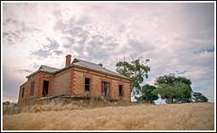 Abandoned Farmhouse (tim_kavanagh) Tags: outback southaustralia hdr goldenhour stonecottage porterlagoon