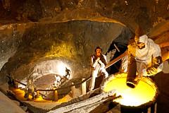 Poland-01542 - Lower Level (archer10 (Dennis) 88M Views) Tags: wieliczka salt mine sculptures poland globus sony a6300 ilce6300 18200mm 1650mm mirrorless free freepicture archer10 dennis jarvis dennisgjarvis dennisjarvis iamcanadian novascotia canada