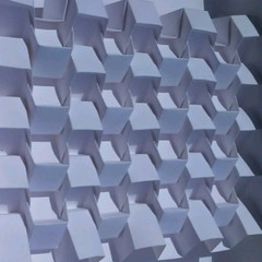 Tumbling Boxes - 3D origami corrugation