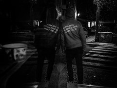 never give up (Vitor Pina) Tags: street scenes streetphotography streets monochrome momentos moments man men urban urbano night contrast candid photography pretoebranco pessoas portraits portrait algarvios