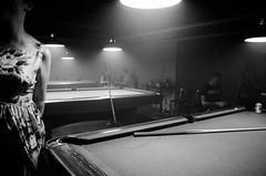 R0044017 (G. L. Brown) Tags: dress melrose pool woman billiards poolhall nashville streetphotography america blackandwhite bw bar