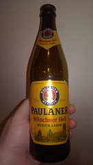 Paulaner Original Münchner Hell (DarloRich2009) Tags: paulaneroriginalmünchnerhell lager helles paulanerbrauerei beer ale camra campaignforrealale realale bitter handpull brewery
