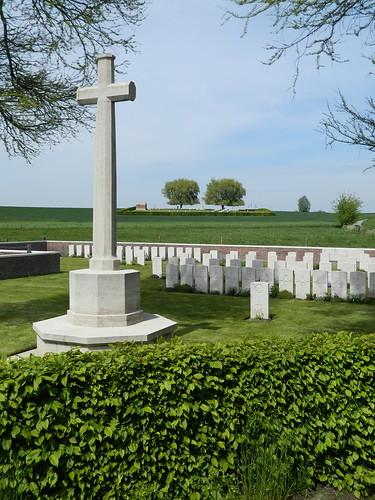 Ploegsteert: CWGC Mud Corner Cemetery (Hainaut)