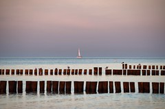 Evening @ Baltic Sea (madbesl) Tags: meer sea ostsee balticsea kühlungsborn mecklenburgvorpommern abend evening soft nikon d5100 nikkor55300 mood eveningmood abendstimmung himmel sky explore