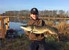 Kasper Dalsgaard 18. december 2016 (gsf fishing) Tags: grndstedengsø geddefiskeri pikefishing gedde pike