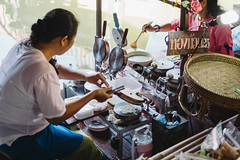 Floating Market @ Ayutthaya (eekiem) Tags: ayutthaya floating market thailand travel sel35f18 sony a6000