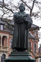 Stadtrundgang Eisenach (dieter.steffmann) Tags: eisenach lutherdenkmal karlsplatz wartburgstadt thüringen thüringerwald