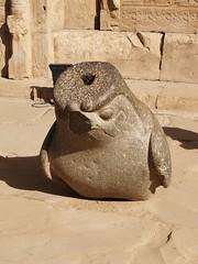 The Temple of Edfu (SteveInLeighton's Photos) Tags: february 2009 egypt edfu temple idfu edfou ptolemaic horus