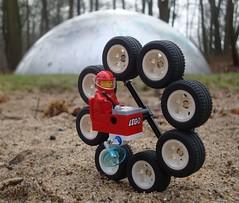 Febrovery 2017 03 - RadRad (captain_joe) Tags: toy spielzeug 365toyproject lego minifigure minifig moc febrovery