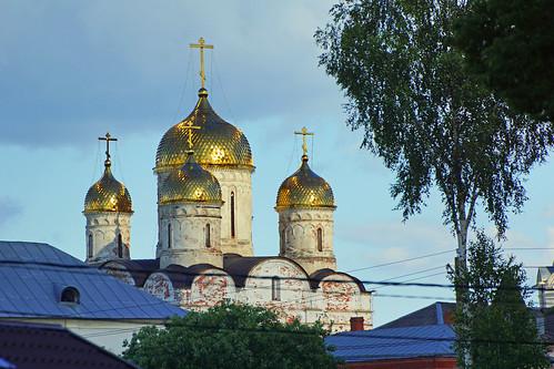 Luzhetsky Monastery, Mozhaysk, Russia