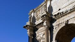 Dacian captives, era of Trajan, Arch of Constantine (south)