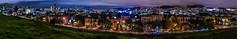 alta plaza panorama (pbo31) Tags: sanfrancisco nikon d810 california boury pbo31 january 2017 winter city urban bayarea color lightstream motion traffic panoramic large stitched panorama night dark rooftops altaplazapark pacificheights neighborhood skyline