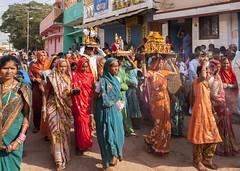 Gaura-Gauri Pooja ceremony (wietsej) Tags: gauragauri pooja ceremony kawardha chhattisgarh india sonyalphadslra900 a900 sonyvariosonnart1635mmf28za zeiss 1635 sal1635z