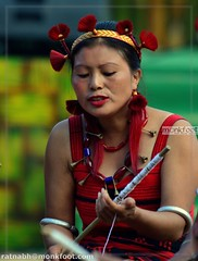SangtamA (Monkfoot) Tags: india nagaland kohima tribal travel tour hornbill festival