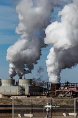 Got steam? Cal Energy Generation geothermal power plant (slworking2) Tags: geothermal calenergygeneration calipatria california unitedstates us greenpower greenenergy saltonsea