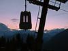 Mountains life (serinamarco) Tags: mountans nature landscape winter montagna monti inverno neve ghiaccio alpi alpino marilleva marilleva1400 seggiovia sky cielo sunset sunrise tramonto alba
