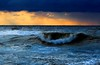 Wave - Tel-Aviv beach (Lior. L) Tags: wavetelavivbeach wave telaviv beach sea seascapes telavivbeach israel clouds cloudysunset nature storm stormyweather