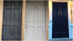 Door Repaint - Before & After