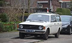 1973 Volvo 145 36-YB-28 (Stollie1) Tags: 1973 volvo 145 36yb28 soest