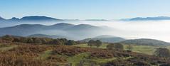 Desde el Oketa (Javi Diez Porras) Tags: paisaje montañas ubide oketa euskalherria